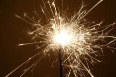 csillagszóró, repülés, tűzijáték, veszélyes anyag