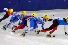 eredmény, olimpia, öltözék, versenyző
