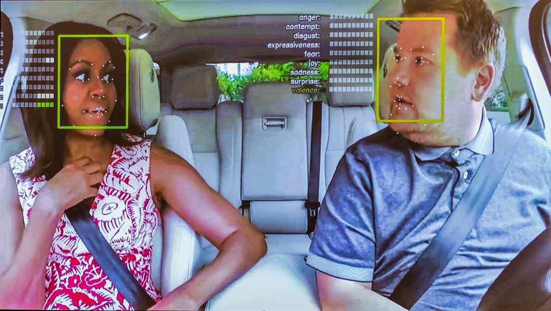 Michelle Obamát is felismeri az algoritmus (fotó: Flickr/O'Reilly internal)