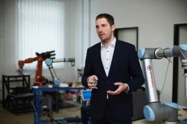 nemzetközi piac, optoforce, robot, vállalkozás
