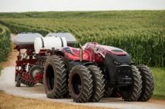 agrárium, fejődés, menedzserek, mezőgazdaság, okoseszközök, robotok, technológia