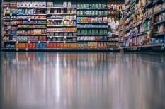 élelmiszer, fogyasztás, forgalom, forintgyengülés, kiskereskedelem, növekedés