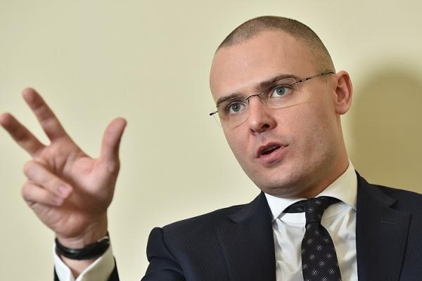 Csepreghy Nándor, a Miniszterelnökség miniszterhelyettese -kép: PP, Fotó: Bánkuti András