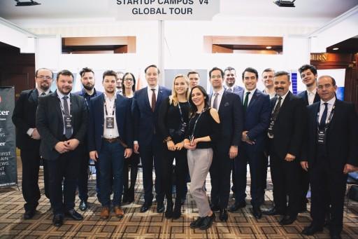A csapat Isztambulban