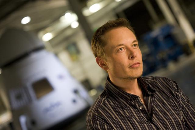 Elon Musk (fotó: Flickr/Oninnovation)