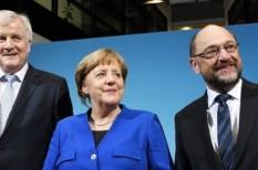 kényszerházasság, kormányalakítás, merkel, német nagykoalíció, schulz