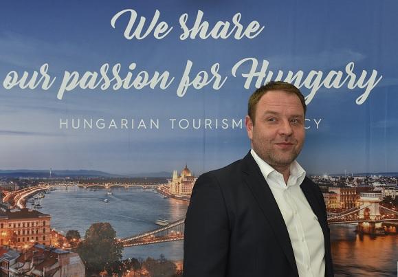 Guller Zoltán, a Magyar Turisztikai Ügynökség vezérigazgatója - Kép: PP, Fotó: Bánkuti András