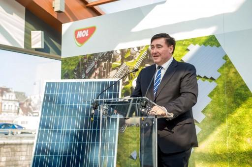 Fasimon Sándor, a Mol Magyarország ügyvezető igazgatója