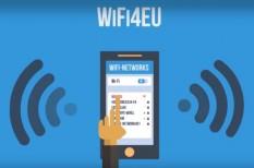 pályázat, települések, unió, wifi, wifi4eu