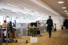 csapatmunka, egyterű iroda, hatékonyság, környezet, zaj