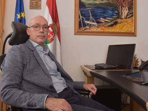 Péterfalvi Attila - Kép: PP, Fotó: Bánkuti András