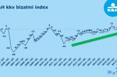 ágazatok, bizalmi index, kkv, szárnyalás