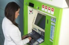 bank, készpénz, ki- és befizetés, okos ATM