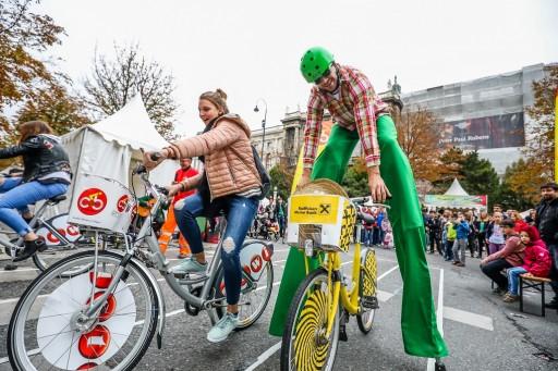 Streetlife-fesztivál Bécsben