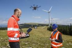 drón, ellenőrzés, ipar, mezőgazdaság