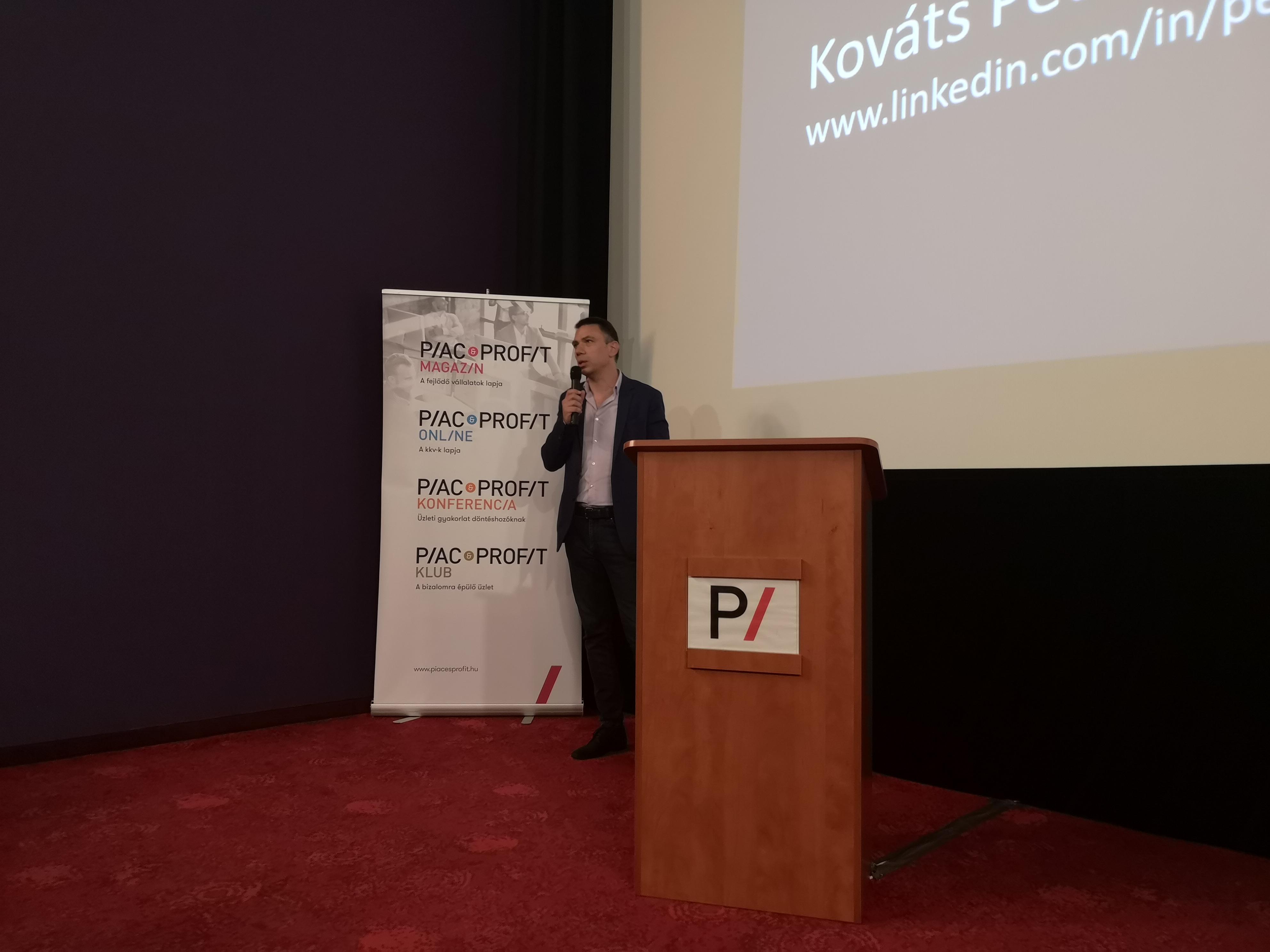 Kováts Péter (Fotó: PP)