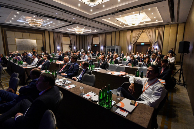 The audience at the HVCA Annual Investment Forum 2018