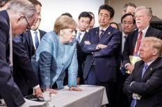 donald trump, g7, Justin Trudeau, kereskedelmi háború, klímaváltozás, környezetvédelem, vámháború, vámok