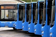 autóbusz, elektromos buszok, közösségi közlekedés, volán