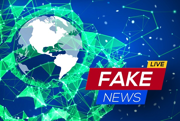 Fake News Live - Kép: Depositphotos
