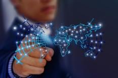 céges honlap, digitalizáció, email, felmérés, fintech, internet, it