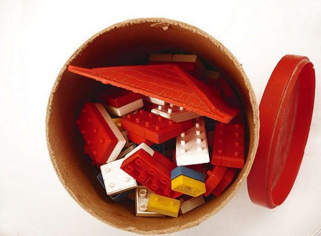 Műanyag: civilizációnk építőköve. Sajnos. (Fotó: Flickr/Tinker Tailor loves Lalka)