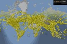 légiközlekedés, rekord, repülés, repülő, utazás