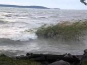 balaton, velencei tó, viharjelző
