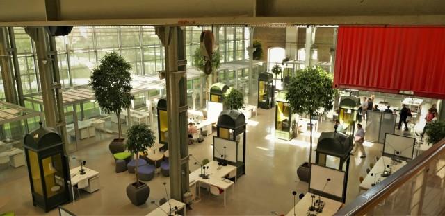 Millenáris Startup Campus Kép: Rácz László (N3 Kommunikáció)
