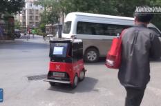 automatizáció, e-kereskedelem, kína, önvezető jármű, robot