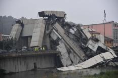 biztonság, ellenőrzés, genova, katasztrófa, minősítés