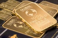 arany, árfolyam, dollár, euró, gazdaság