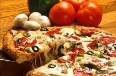 fogyasztás, kereslet, pizza