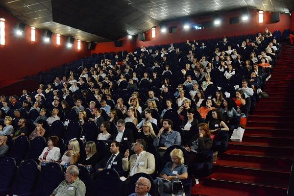 A Piac & Profit Social Media 2018 konferenciájának közönsége.