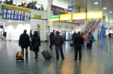 csomagfeladás, légi közlekedés, repülés, utazás