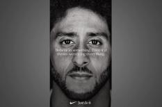 bojkott, botrány, Colin Kaepernick, negatív reklám, nike, reklám, sport, sportszer, usa
