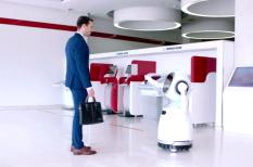 e.on, robot