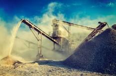 építőipar, erőforrás, homok, nyersanyag