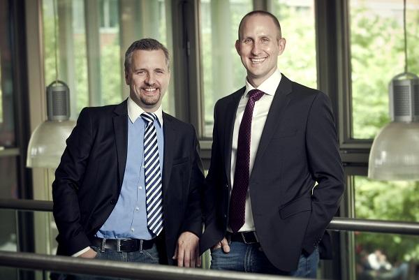 Megyeri Attila (b) és Kun Szabocls (j) - Kép: Arenim Technologies