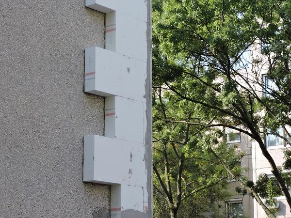 Panel szigetelés AT-H80 hőszigetelő lemezekkel
