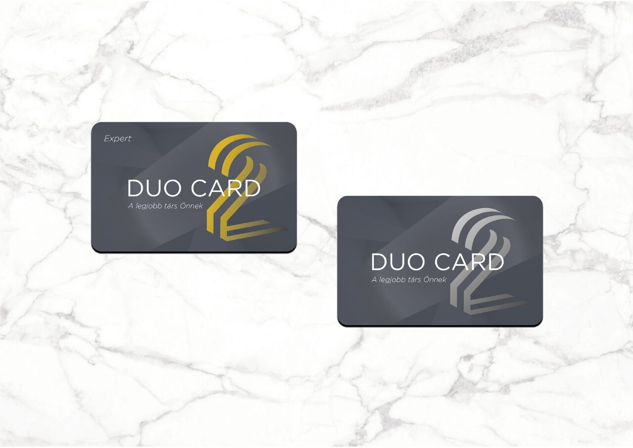 Forrás:Duo Card