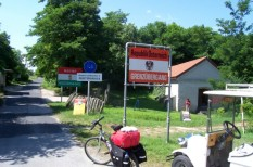 ausztria, Burgenland, határ, korlátozás