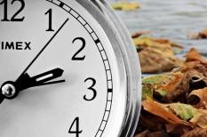 időszámítás, óraátállítás, szavazás, váltás