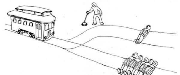 A klasszikus villamos-dilemma