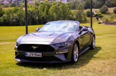 autóteszt, Ford Mustang