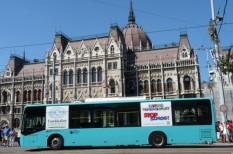 autóbusz, dízel, előny, emisszió, hátrány, károsanyag-kibocsátás, költség, Levegő Munkacsoport, villány