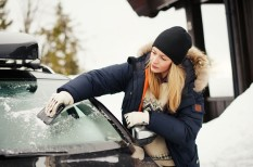 biztonságos közlekedés, közlekedésbiztonság, téli gumi, téli vezetés