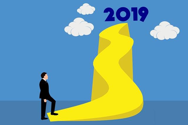 Mi vár ránk 2019-ben? Kép: Pixabay