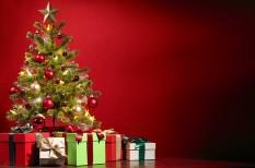 ajándék, faaprítás, fenyőfa, fogyasztás, karácsony, komposzt, műanyag, műfenyő, new york, ökolábnyom, vásárlás