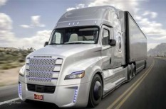 automata kamion, Daimler, las vegas